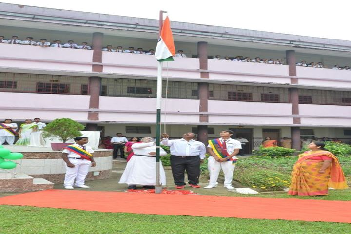 Mgm Higher Secondary School-Independence Day