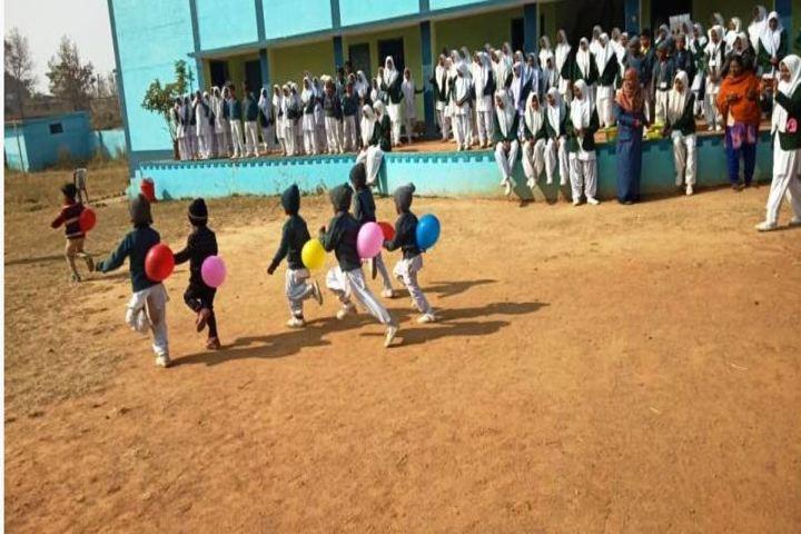 Millennium Public School-Games