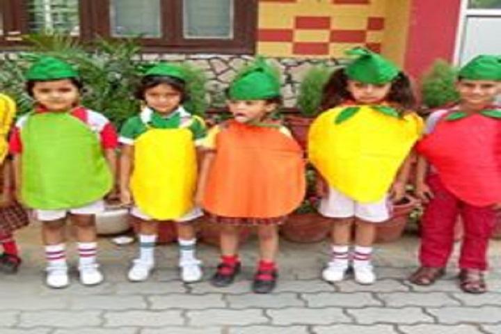 Modern Public School-Fancy Dress Competition