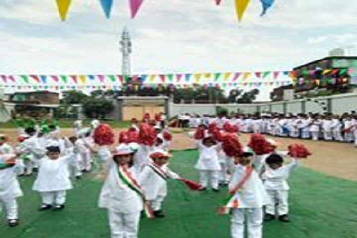 Modern Public School-Independences Day Celebration