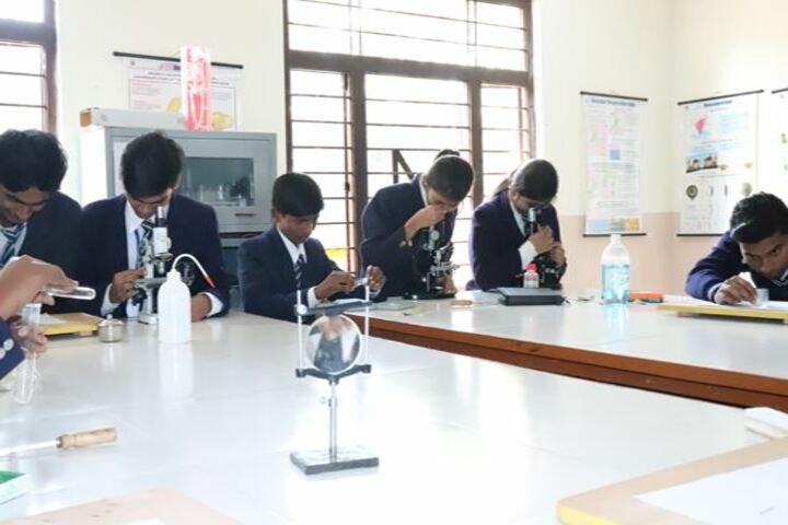 Montfort Academy-Chemistry Lab