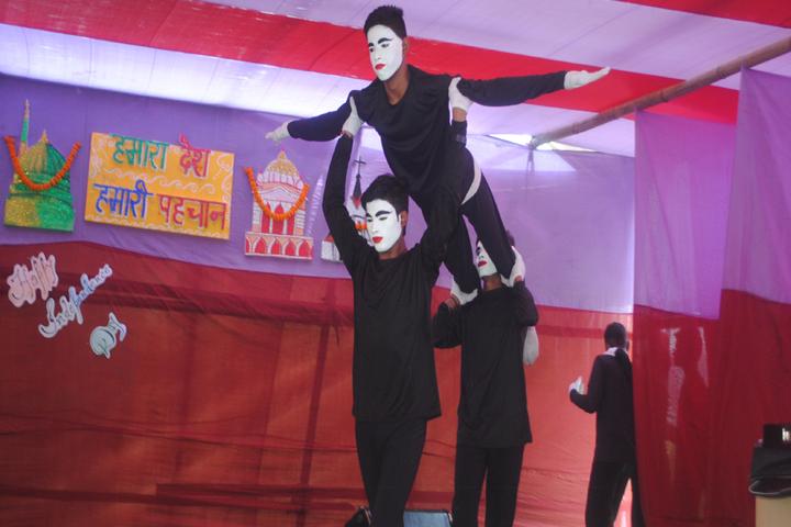 Montfort Academy-Drama