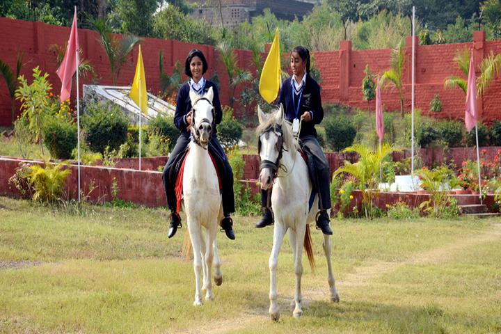 Montfort Academy-Horse Riding
