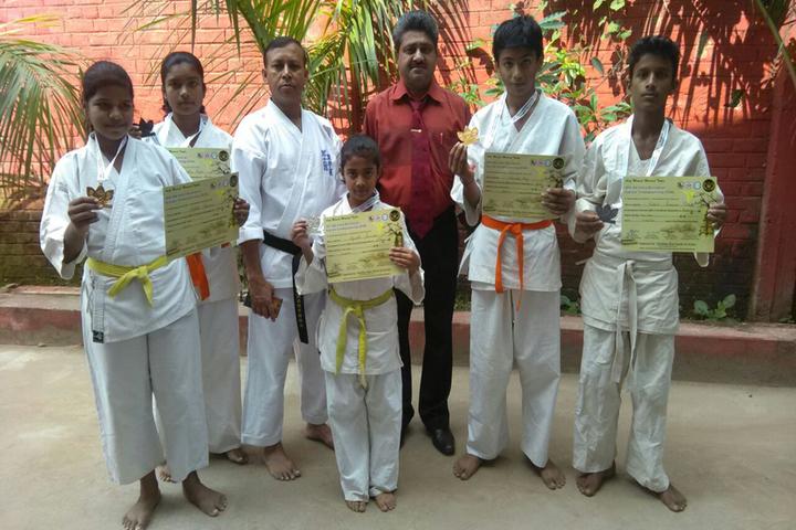 Montfort Academy-Karate Activity