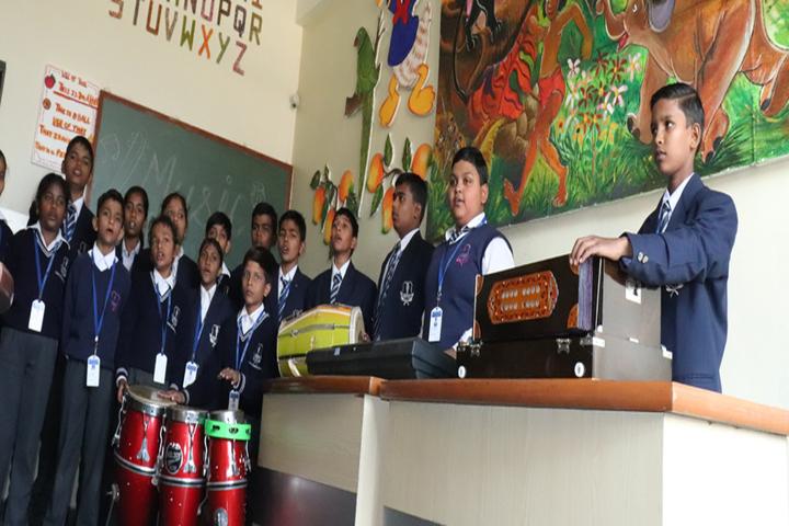 Montfort Academy-Music Activity