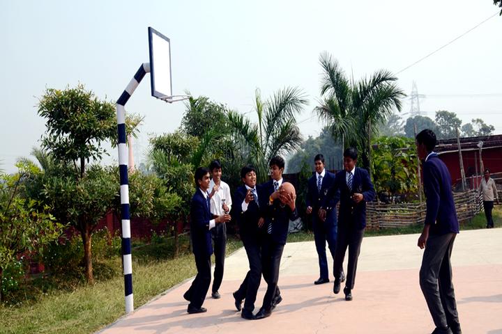 Montfort Academy-Play Ground