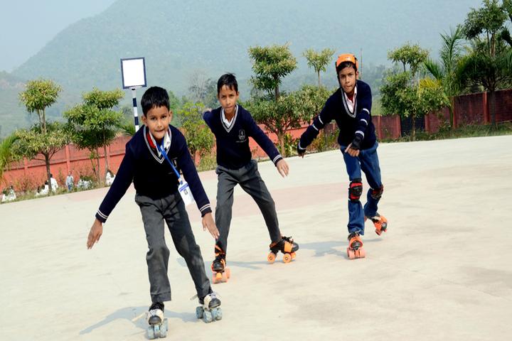 Montfort Academy-Skating Activity