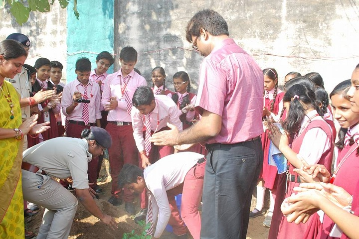 Mothers International Academy-Plant A Tree Programme