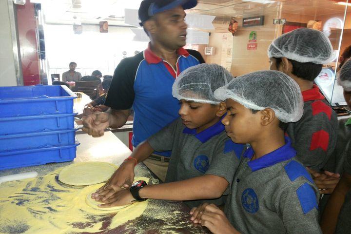 Mount Egmont School-Cooking Activity