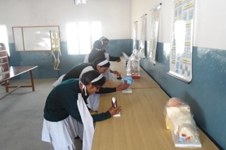 Mount Egmont School-Lab