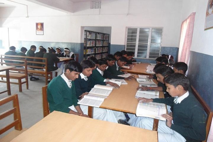 Mount Egmont School-Library