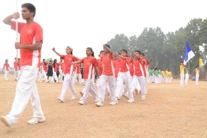 Mount Litera Zee School-Annual Sports Meet