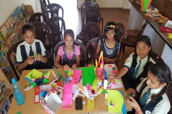 Mount Litera Zee School-Art And Craft Room