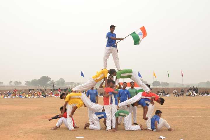 Mount Litera Zee School-Independence Day Celebartions