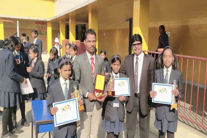 Mount Litera Zee School-Prize Distribution