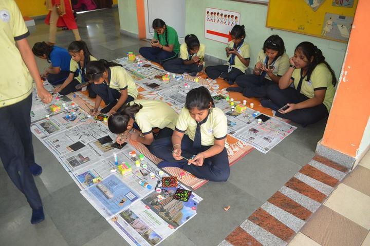 Mount Litera Zee School-Artroom