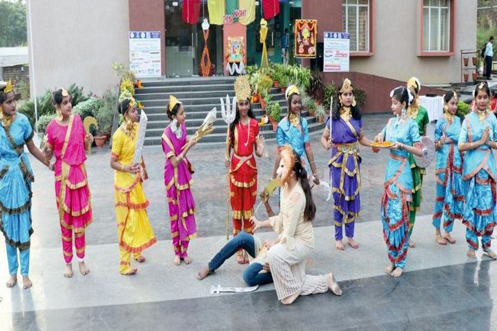 Mount Litera Zee School-Festival-Celebration