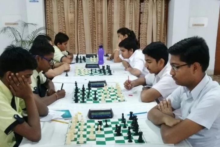 Mount Litera Zee School-Indoor-Games