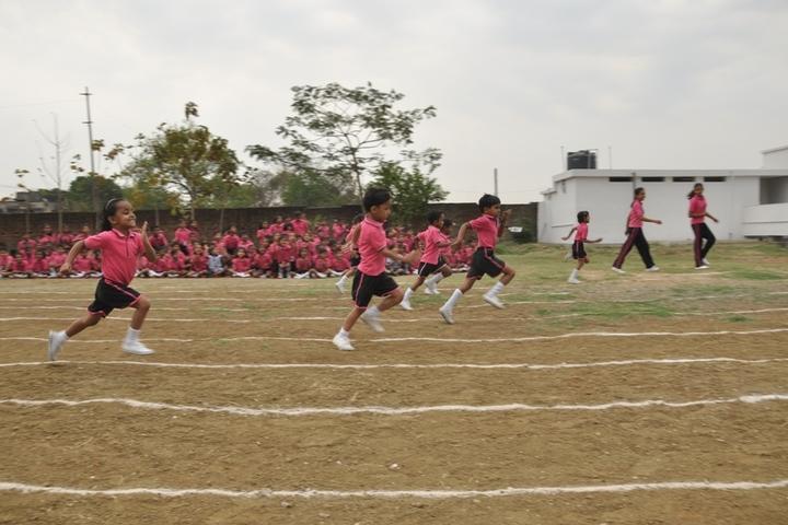 Mount Sion School-Annual Sports Meet