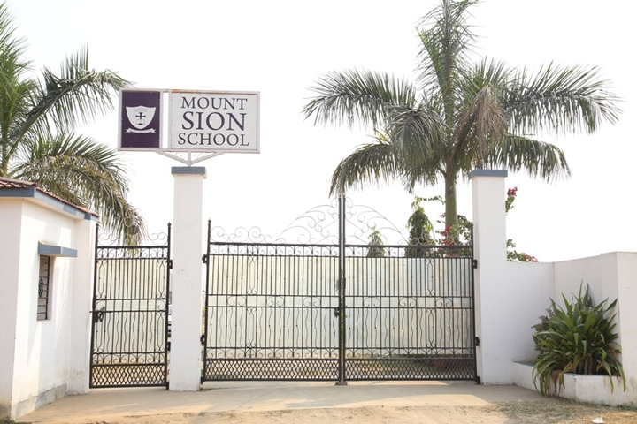 Mount Sion School-Campus View