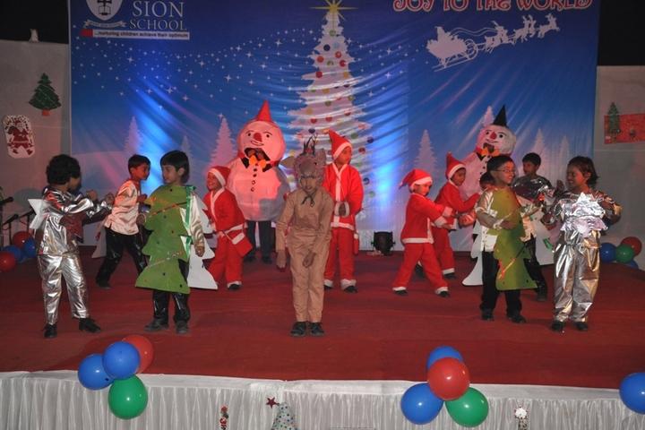 Mount Sion School-Christmas Celebrations
