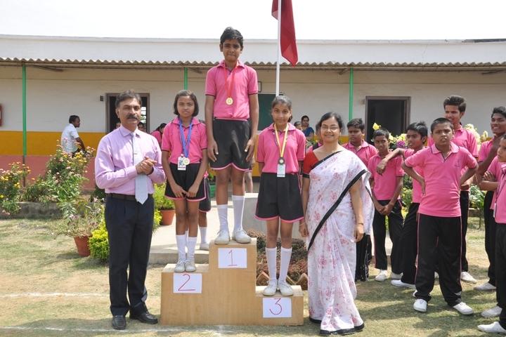 Mount Sion School-Prize Distribution