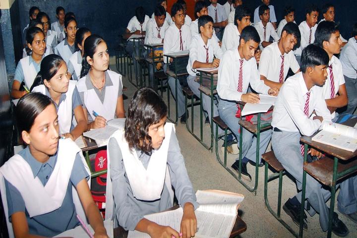 Munam Public School-Classroom