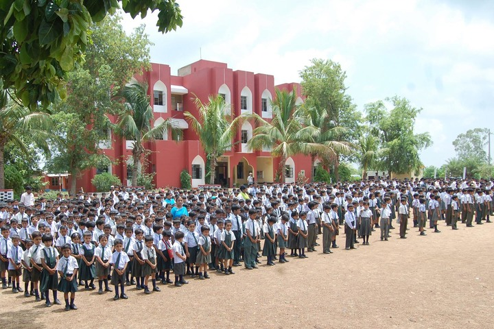 Munam Public School-School Assembly