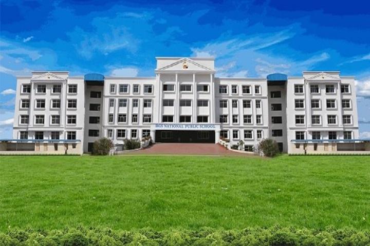 National Public School-School Building