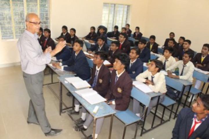 Netaji Subhas Public School-Classroom