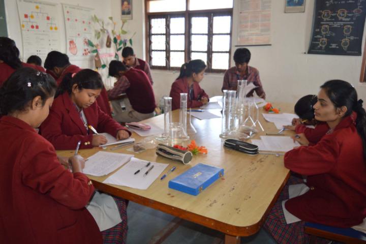 Nirja Sahay Dav Public School-Physics Lab