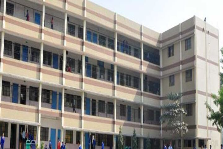 NML Kerala Public School-Campus
