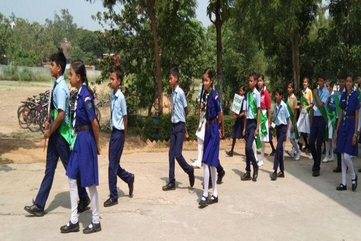 NML Kerala Public School-Rally