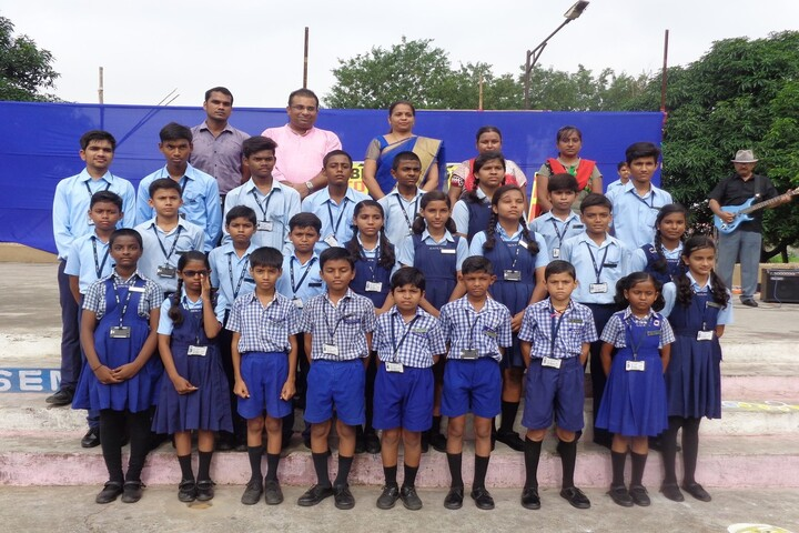 NML Kerala Public School-Students And Staff