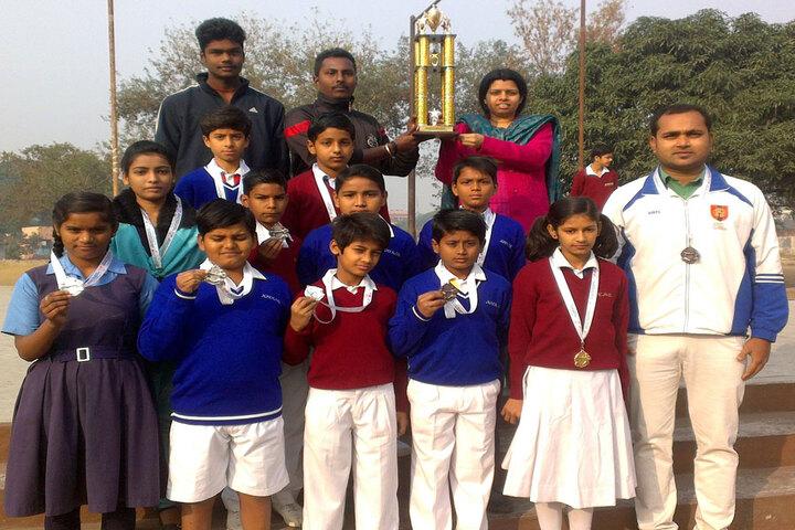 NML Kerala Public School-Winners
