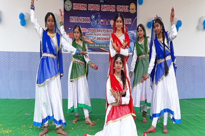 Parmar Vidyawati Surjit Singh-Cultural Fest