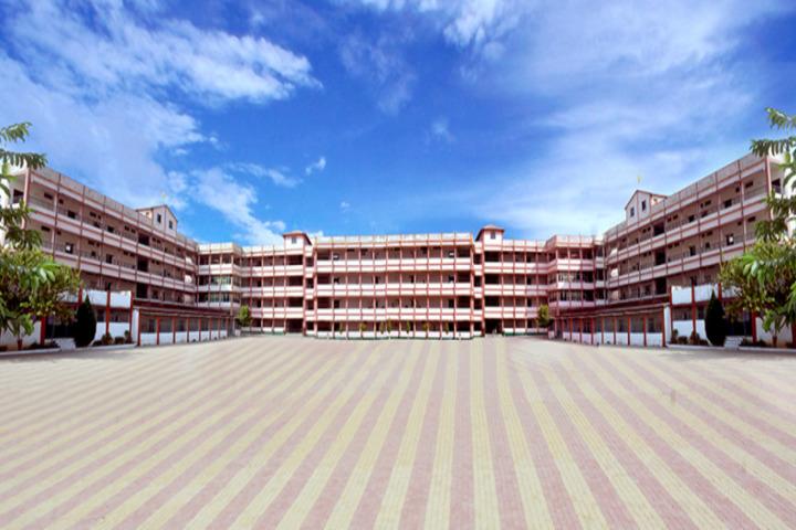 Parmar Vidyawati Surjit Singh-School Building