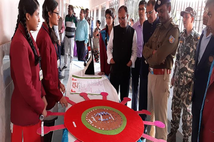 Parmar Vidyawati Surjit Singh-Science Exhibition