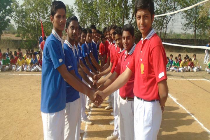 Parmar Vidyawati Surjit Singh-Sports