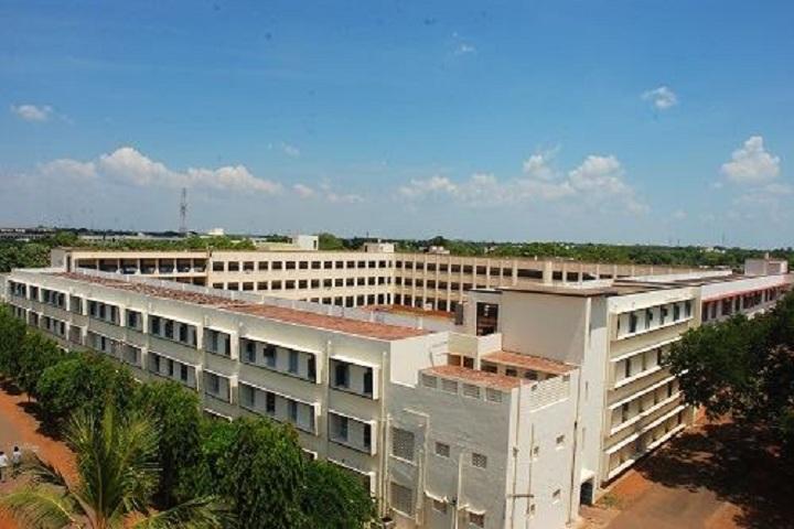 Radha Govind Public School-Campus View