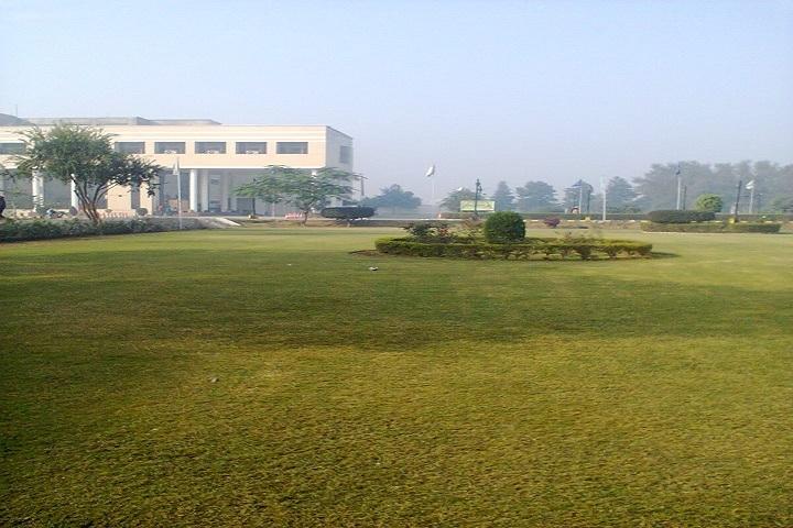 Radha Govind Public School-Play Ground