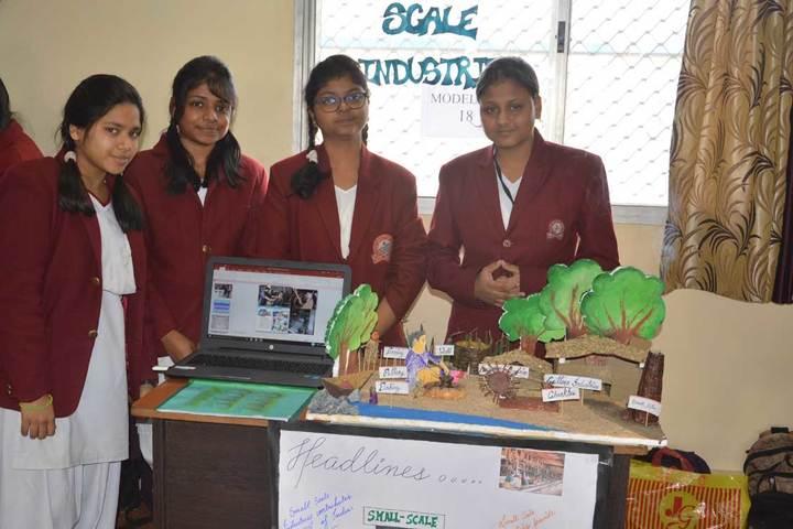 Raj Kamal Saraswati Vidya Mandir-School Exhibition