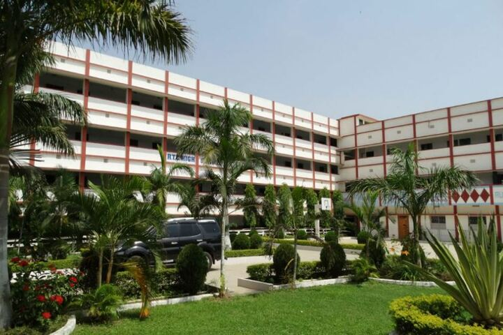 Ram Tahal Choudhary High School-School Building