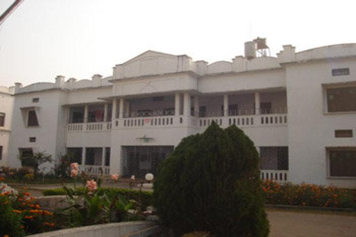 Ramakrishna Mission Vidyapith-Campus-View