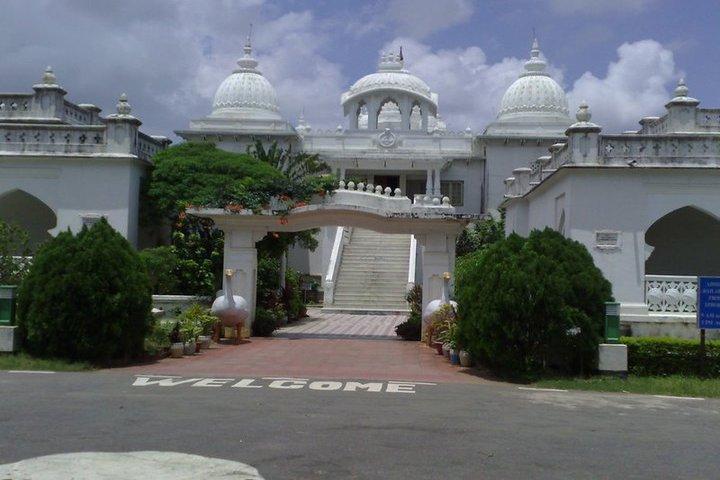 Ramakrishna Mission Vidyapith-Entrance-View