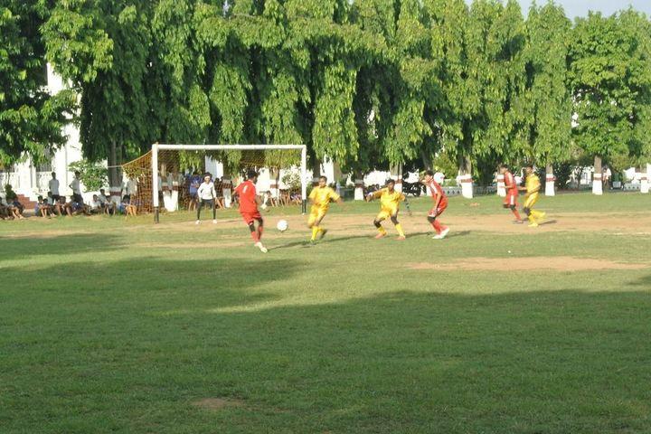Ramakrishna Mission Vidyapith-Sports