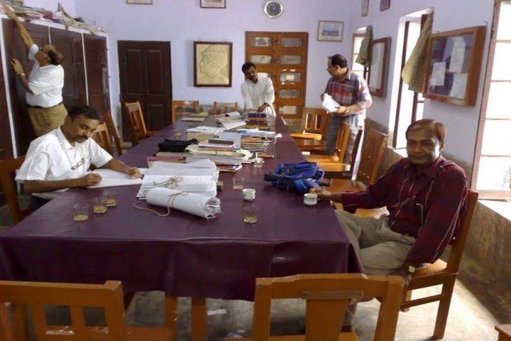 Ramakrishna Mission Vidyapith-Staff-Room