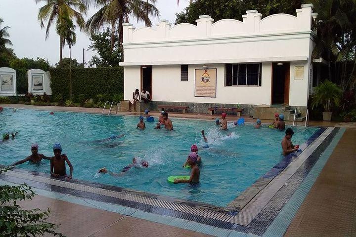 Ramakrishna Mission Vidyapith-Swimmimg-Pool