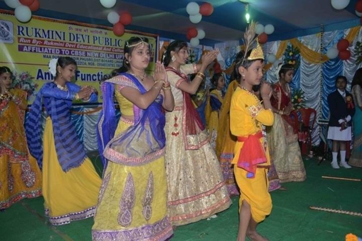 Rukmini Devi Public School-Cultural Fest