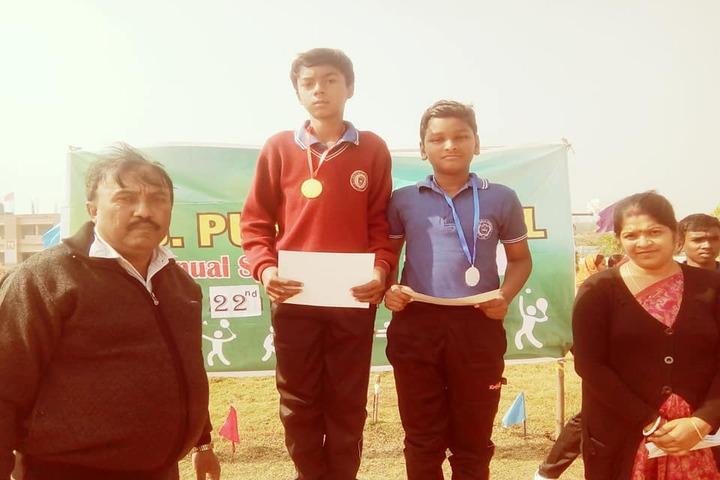 S D Public School-Achievements